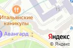 Схема проезда до компании ГЛАВУКС-РИЭЛТ в Москве