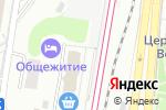 Схема проезда до компании Sity & Style в Щербинке