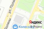 Схема проезда до компании Куликовская-20 в Москве