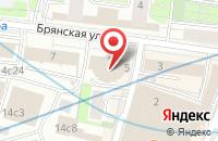 Схема проезда до компании Ассоциация Строителей России в Москве