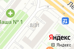 Схема проезда до компании ИнСис Лтд в Москве