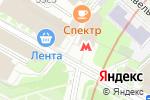 Схема проезда до компании Show.ru в Москве