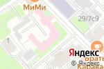 Схема проезда до компании Детская городская поликлиника №38 в Москве