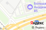 Схема проезда до компании Аромэкс в Москве