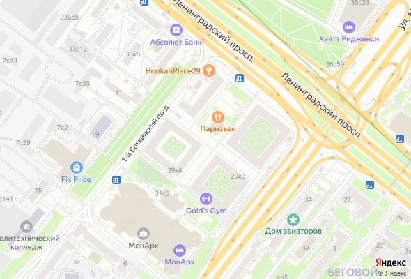 жилой комплекс Царская площадь