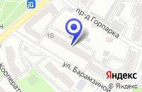 Схема проезда до компании МОНТАЖНАЯ ФИРМА КВАРЦ в Подольске