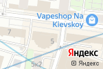 Схема проезда до компании Ремейк fur в Москве