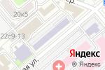 Схема проезда до компании Церковь Иосифа Волоцкого при Издательском Совете РПЦ в Москве