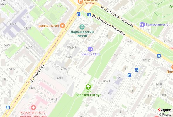 жилой комплекс Академическая жемчужина