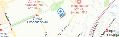 История в подробностях на карте Москвы