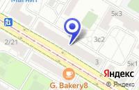 Схема проезда до компании АВТОТРАНСПОРТНАЯ КОМПАНИЯ БЕЛСТРОЙ в Москве