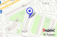 Схема проезда до компании АПТЕКА ЛИНУМ в Москве