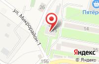 Схема проезда до компании Нотариус Вертилецкий А.В. в Плеханово