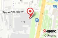 Схема проезда до компании Подольчанка в Подольске