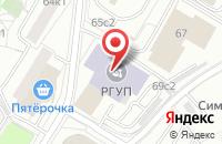 Схема проезда до компании Управляющая Компания «Экспо» в Москве
