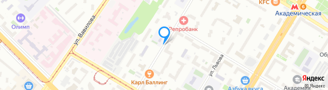 улица Ивана Бабушкина