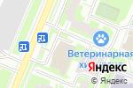 Схема проезда до компании Triumph в Москве