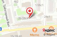 Схема проезда до компании Спецевромонолит в Москве