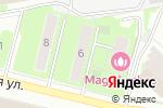 Схема проезда до компании Tanmasters в Москве