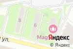 Схема проезда до компании Анна Тарес в Москве