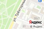 Схема проезда до компании Спорт Сервис в Москве