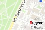 Схема проезда до компании Дядюшка Хо в Москве