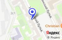 Схема проезда до компании НОТАРИУС МАРКОВ В.В. в Москве