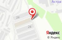 Схема проезда до компании 1znak в Подольске