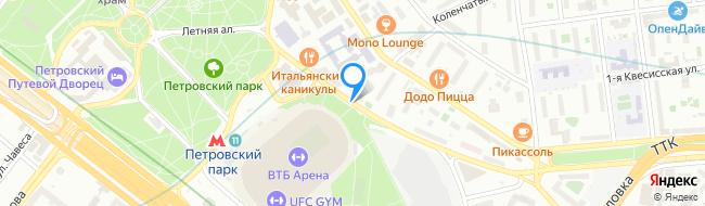 Петровско-Разумовская аллея