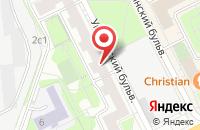 Схема проезда до компании Аудит-Консалтинг в Москве
