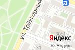 Схема проезда до компании МЕТАТР в Москве