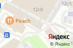 Схема проезда до компании БестЛайн в Москве
