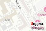 Схема проезда до компании Фасоль в Москве