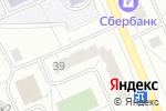 Схема проезда до компании Исток в Москве