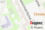 Схема проезда до компании Lege Alto в Москве
