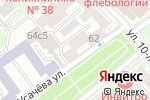 Схема проезда до компании Константа Арт в Москве
