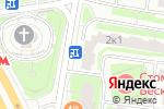 Схема проезда до компании Магазин текстильной продукции в Москве
