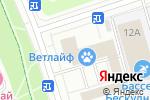 Схема проезда до компании Красота & Здоровье в Москве