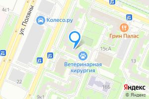 Однокомнатная квартира в Москве Куликовская 7