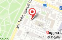 Схема проезда до компании Софит в Москве