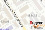 Схема проезда до компании 4х4sport в Москве