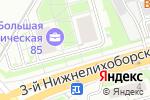 Схема проезда до компании Дегор Авто в Москве