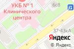 Схема проезда до компании Центр медицинской реабилитации в Москве