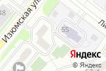 Схема проезда до компании Библиотека №248 в Москве