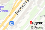 Схема проезда до компании Comfort-aqua в Москве