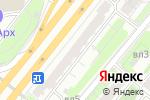Схема проезда до компании Гринтех Энерджи в Москве