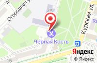 Схема проезда до компании Дизайн-бюро Ананьевой Марины в Подольске