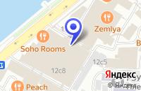 Схема проезда до компании ИНТЕРЬЕРЫ LEHOME в Москве