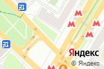 Схема проезда до компании Продукты 24 в Москве
