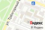 Схема проезда до компании Дортранссервис в Москве